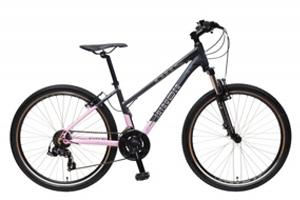 størrelse på sykkel dame