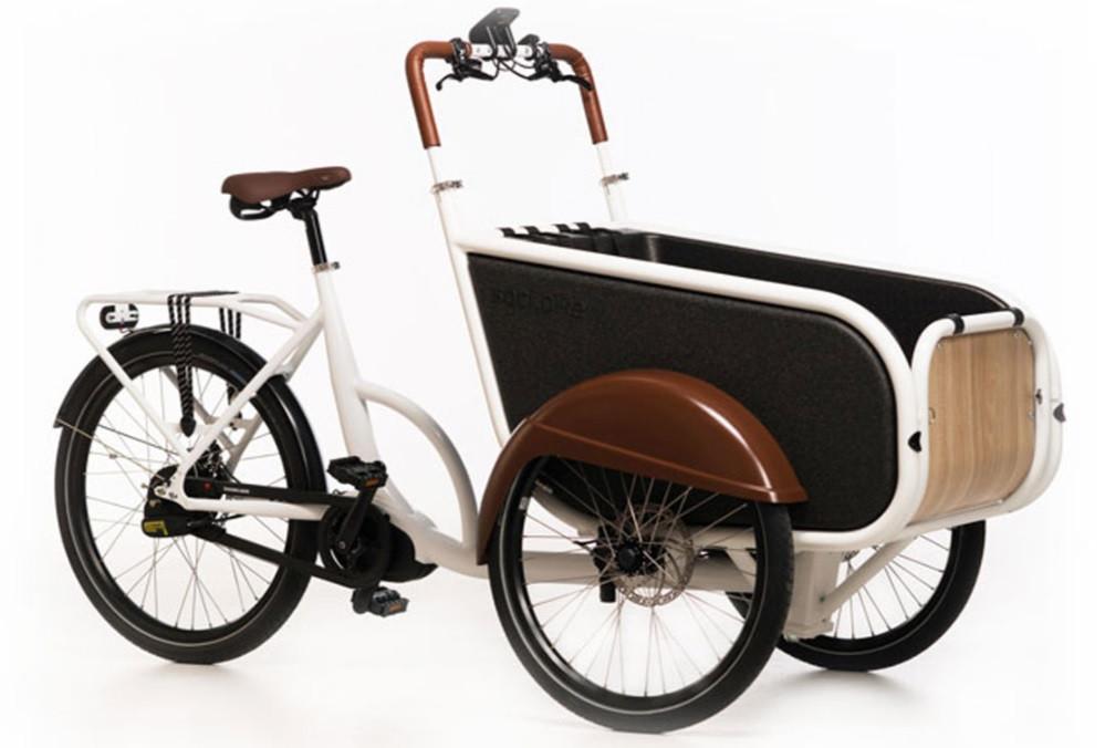 Soci.bike Elektrisk lastesykkel